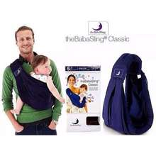 Baba Sling [Local Stock] The Newborn Baby Carrier | Classic