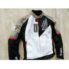 Honda Mens Motorcycle Racing Suits Jackets Riding Clothing Armor Driving Clothes Knight Outdoor Racing Suit Downhill