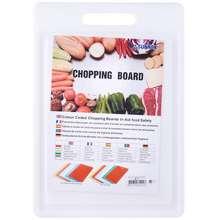 Sunnex White Polypropylene Chopping Board