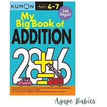 Kumon My Big Book Of Addition