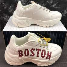 MLB Men'S And Women'S Casual Shoes Bigball Chunky Boston Sneakers