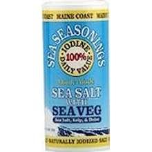 Coast Maine Coast Sea Vegetables Sea Seasonings Sea Salt With Sea Veg - 1.5 Oz