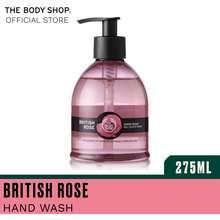 The Body Shop British Rose Hand Wash (275Ml)