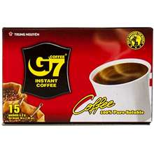 Trung Nguyen Pure Black, G7 Coffee, Instant Coffee, Coffee, Vietnamese Coffee, Copi O Kosong