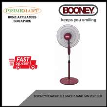 Booney Powerful 16Inch Stand Fan Bsf1688