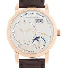 A. Lange & Sohne Lange 1 Moonphase 18kt Rose Gold Automatic Watch ALANGE192032