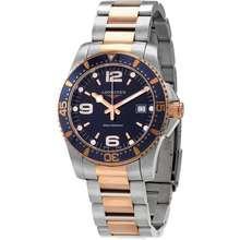 Longines HydroConquest 41mm Blue Dial Watch L3.740.3.98.7