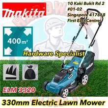 Makita Elm 3320 Electric Lawn Mower