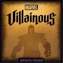 Ravensburger Marvel Villainous Infinite Power 2020 Board Game ($4 Cash Back For Seller Store Pickup)
