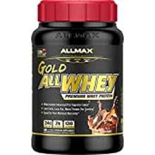 ALLMAX Nutrition Allwhey Gold, Chocolate, 2 Lbs, From Allmax
