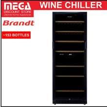 Brandt Cb377V 153 Bottles Wine Chiller