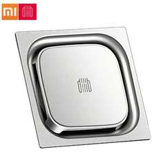 Xiaomi Diiib Floor Drain Deodorant Insect Proof 304 Stainless Steel Swirling Drainage For Home Kitchen Balcony Washing Machine