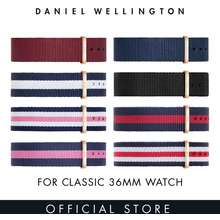 Daniel Wellington For Classic 36Mm - Classic Strap 18Mm Nato - Nylon Watch Band - For Men - Dw Official