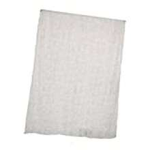 Butterfly Fityle Flocking Butterfly Sheer Voile Curtain Panel Window Tulle Divider Home Decor - White 200X250Cm