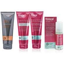 Viviscal Man Full Force Shampoo / Gorgeous Growth Elixir Shampoo Conditioner
