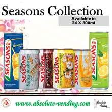F&N Seasons Nutrisoy/Chrysanthemum Tea Ice Lemon Tea (Long Expiry) - Free Delivery Within 3 Working Days!