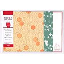 Snoopy Delfino Japanese Paper Japanese Pattern Stationery Origami Paper Snoopy Hexagon P-12353