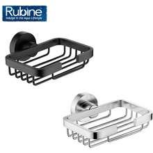 Rubine Soap Dish Rack/Soap Holder GE-5206 MB Matt Black / GE-5206 MC Matt Chrome