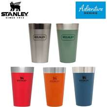 STANLEY Adventure Stacking Beer Pint 473Ml (16Oz) Keep Cold Hot Stainless Steel Cup Mug