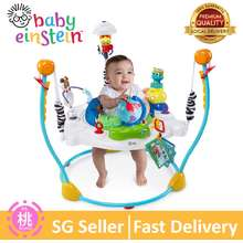 Baby Einstein Jumper Activity Jumperoo With Lights & Melodies ( Journey Of Discovery Or Neighborhood Friends Option )