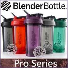 Blender Bottle Proseries Shaker Sports Gym Bicycle Yoga Bag Men Women In 24Oz /28Oz/32Oz Water Bottles- 24Oz Series