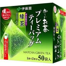 Ito En , Oi Ocha , Green Tea With Uji Matcha , Premium Tea Bag , 50 Bags