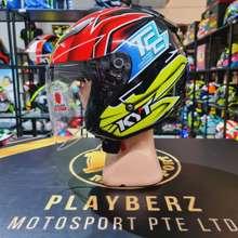 KYT *Psb Approved Hellcat Anyu Helmet W Free Cap..😍!!