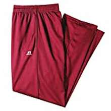 Russell Athletic Russell Athletic Men'S Big Tall Dri-Power Pant, Burgundy 2X