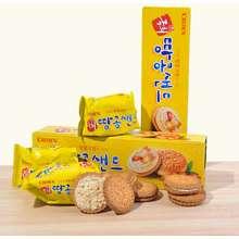 Crown Peanut Sand 70G 크라운 땅콩샌드
