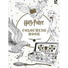 Harry Potter Colouring Book by J. K. Rowling