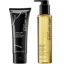 Shu Uemura Art of Hair Umou Hold and Essence Absolue Oil Styling Duo Beauty Sets Kits