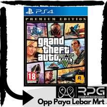 Rockstar Games Grand Theft Auto V Ps4