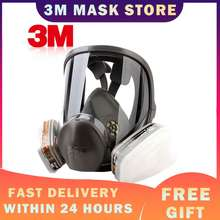 3M 【Cod】3M 6800 Full Face Type Gas Mask