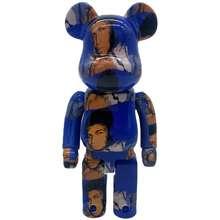 BT21 28Cm Action Fiugre Toy 400% Muhammad Ali Boxer Bearbrick Ornament