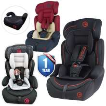 Lucky Baby ® Evolo™ Safety Carseat (3 Color)