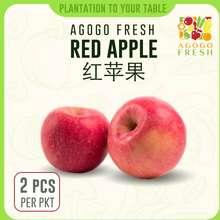 Agogo Fresh [ - Fruits] F53 Red Apple 红苹果 (2Pcs)