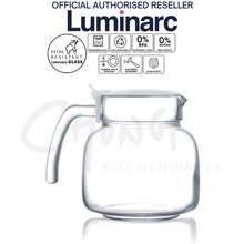 Luminarc Sodo Coffee Pot [Glass/Jug/Water/Hot/Boiling/Heat/Resistant]