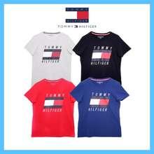 Tommy Hilfiger [] Women'S Short Sleeve T Shirt / T Shirt / Shirt / Men
