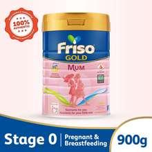 Friso Mum Maternal Formula Powder Milk 900G - Pregnancy & Lactation Supplement