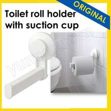IKEA Ikea Toilet Roll Holder Toilet Roll Holder With Suction Cup Self Adhesive Bathroom Accessories