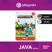 Minecraft [Instant Email-24/7] Mojang Java Edition Code (PC game) [PlayCoin]