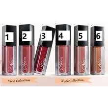 "Nutrimetics ready stock - pls choose 2pcs - 2pcs/set Nuryn "" Matte about u "" liquid lipstick 4ml (2)"
