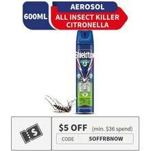 Shieldtox NaturGard All Insect Killer Citronella