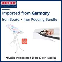 LEIFHEIT Strong & Sturdy Classic Ironing Board S L72576