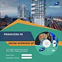 Primavera Primavera P6Complete Unique Collection All Latest Inteview Questions & Answers Video Learning Set (Dvd)