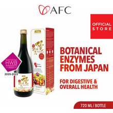 AFC Japan 1FOR 93 50 FREE Floragenesis 5s AFC Ultimate Enzyme Premium Beauty and Health Drink