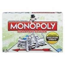 Hasbro Monopoly Singapore Edition ( New Edition )