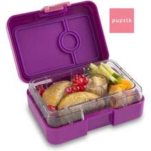 Yumbox Minisnack 3-Compartment Lunch Box (11 Colors)