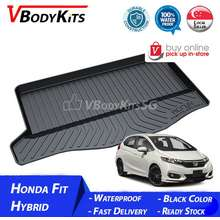 VBodyKits High Quality Honda Fit 2016-19 Hybrid 3D Waterproof Car Bootliner / Boot Tray