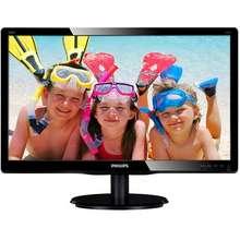 "Philips "" 20"""" V-LINE LCD Monitor 200V4QHSB/69"""